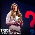 Conferencia: aprender a dar las gracias