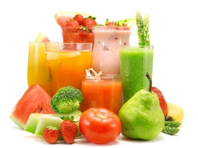 Pasos para hacer un buen zumo de fresas