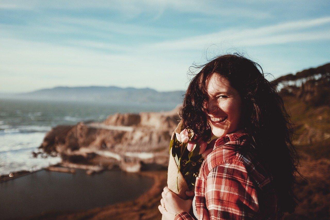Estar al aire libre nos hace felices