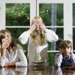 7 consejos para evitar tensiones familiares en Navidades