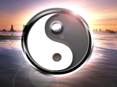 El equilibrio en la vida: Ying y Yang
