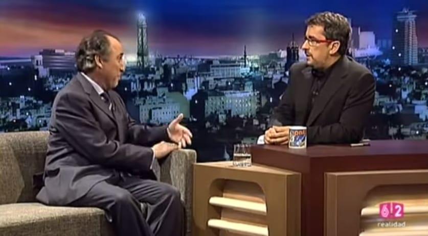 Emilio Duró habla sobre el optimismo con Buenafuente