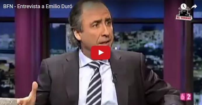 Emilio Duró de nuevo en Buenafuente