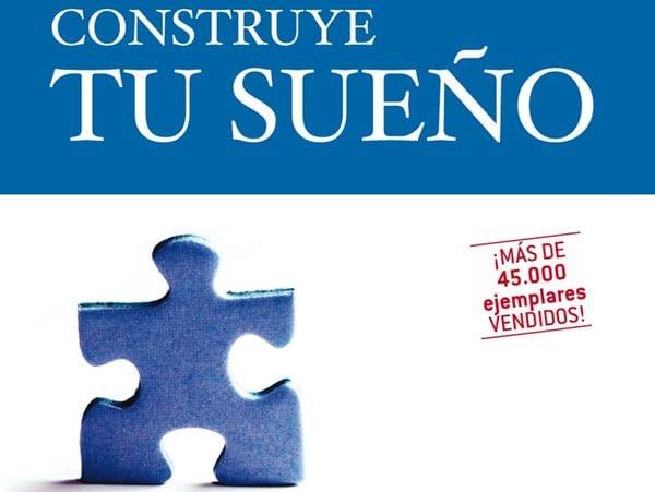 """Audiolibro """"Construye tu sueño"""", de Luis Huete"""