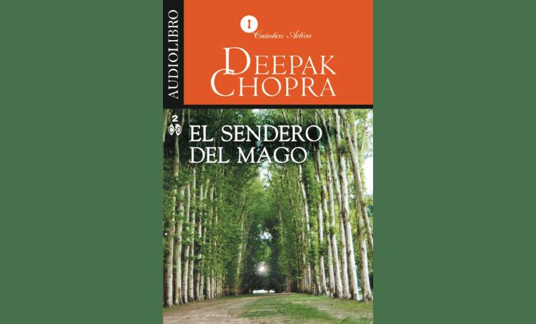 """Audiolibro """"El sendero del mago"""" de Deepak Chopra"""