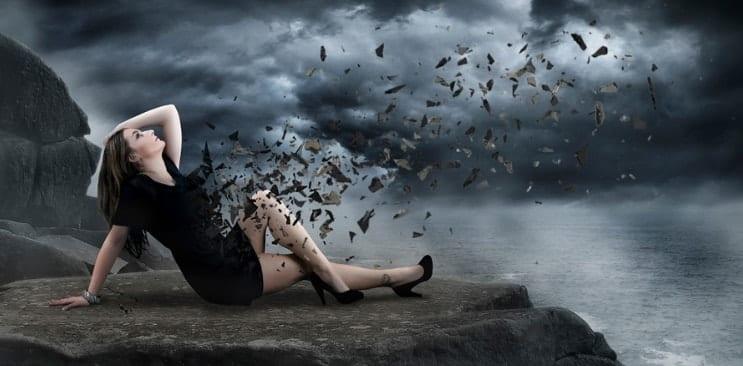 16 actitudes negativas de las personas insatisfechas