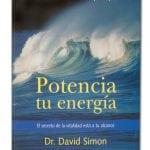 """Potencia tu energía"", libro recomendado para este fin de semana"