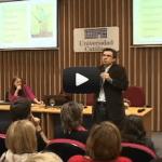 Formar personas optimistas (conferencia)