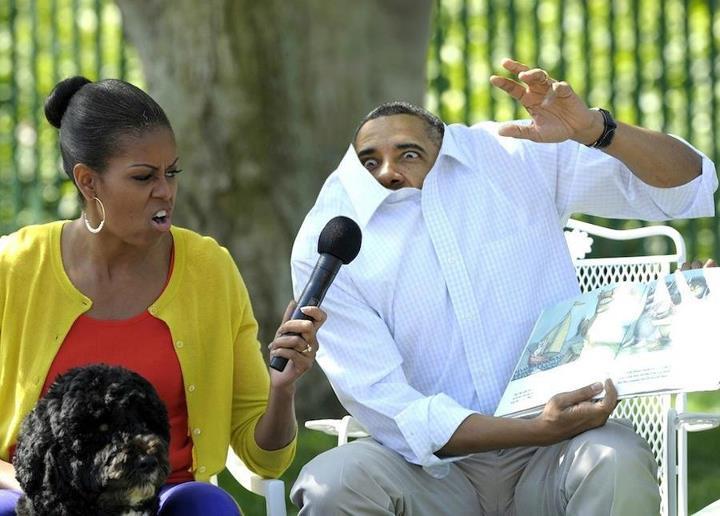 El carisma de Obama