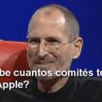 Así ejercía el liderazgo Steve Jobs [VÍDEO]