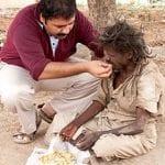 Narayanan Krishnan, el chef de los pobres