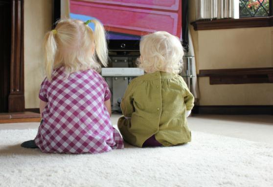 ver la television