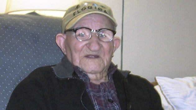 el hombre mas viejo del mundo