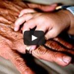 video de un padre a su hijo