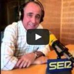 Emilio Duró en la cadena SER