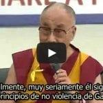 declaraciones del dalai lama