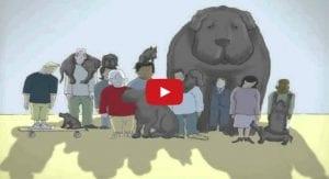 depresion perro negro