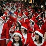 Nunca te imaginarías dónde comen los japoneses en Navidad