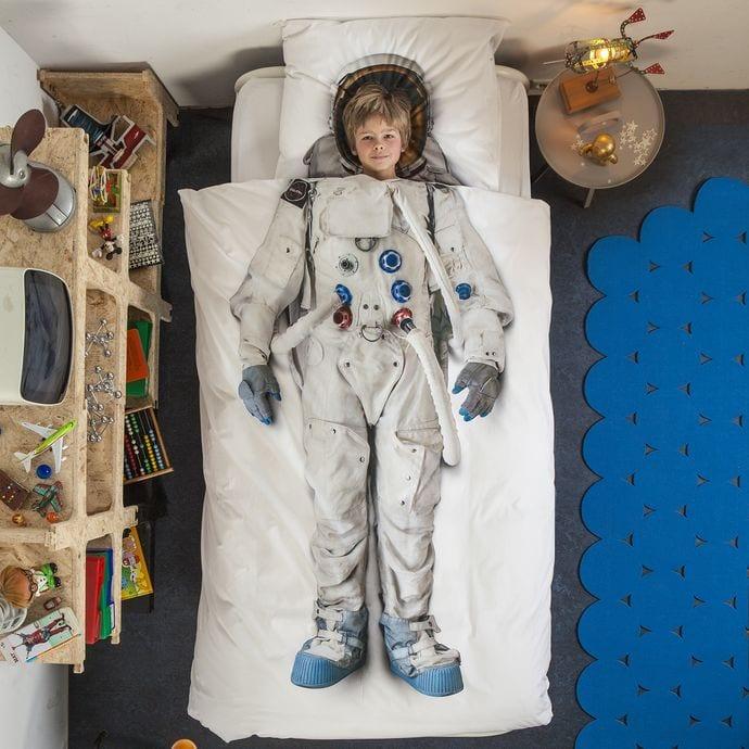 cuarto de un niño
