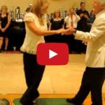 Esta pareja lleva 33 años bailando juntos… y se nota mucho