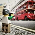 Si alguna vez has jugado con Lego (¿y quién no?), esto te va a encantar