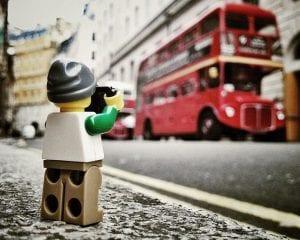 muñeco de lego