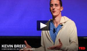 conferencia de un comico con depresion