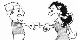 discutir con tu pareja