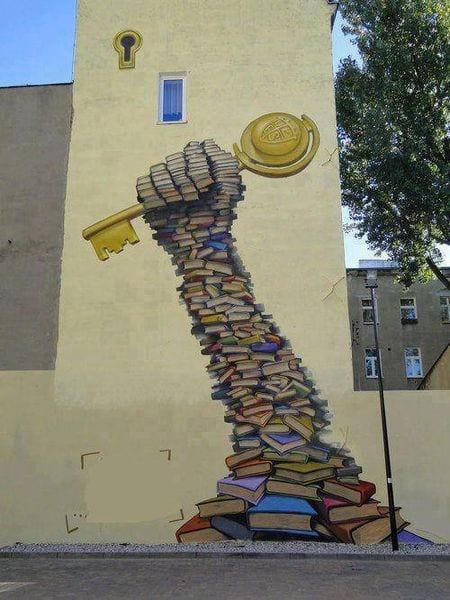 el poder de los libros