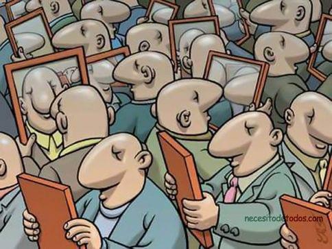 personas egoistas