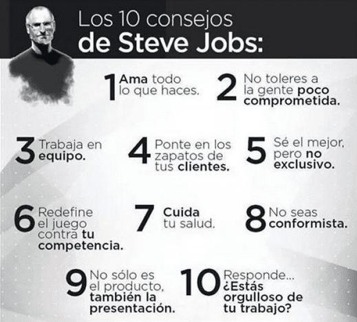 consejos exito jobs