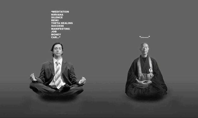 meditar silenciar mente