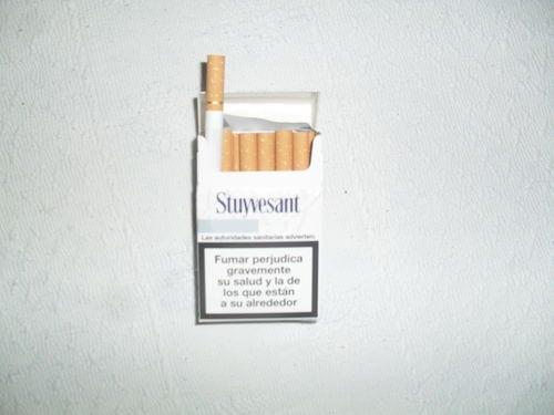 el tabaco que yo fumo