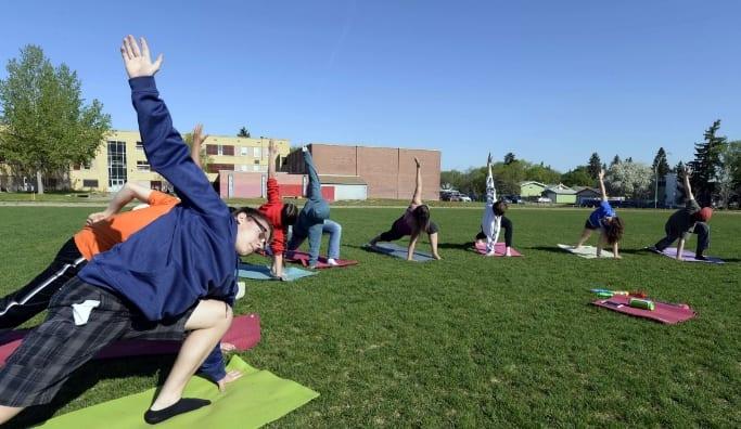 practicando mindfulness