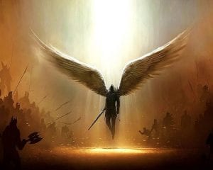 guerrero de la luz