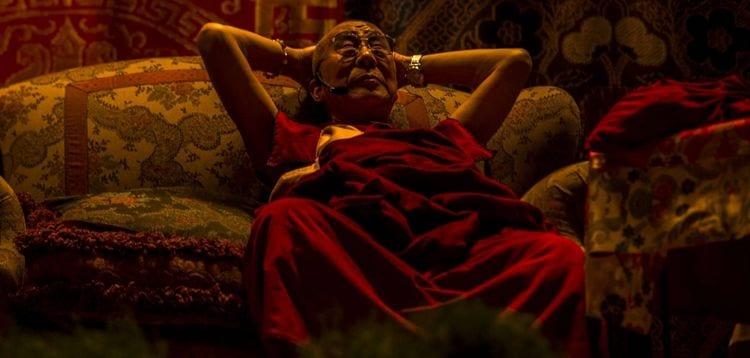 dalai lama y la ansiedad