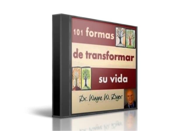 """Audiolibro """"101 formas de transformar su vida"""", por Wayne Dyer"""