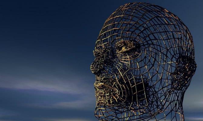 Estatua dedicada al pensamiento