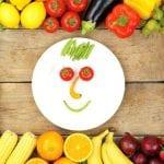 vegetales y felicidad