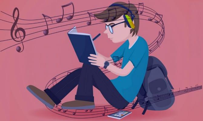Música para estudiar — ¿Cómo funciona? Aprende a escoger las mejores canciones