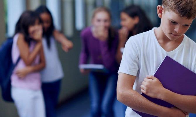 Bullying o acoso escolar — Todo lo que necesitas saber sobre el tema