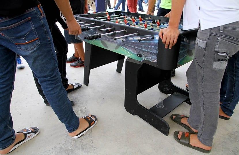 Personas adictas al juego