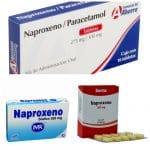 Características y usos del naproxeno