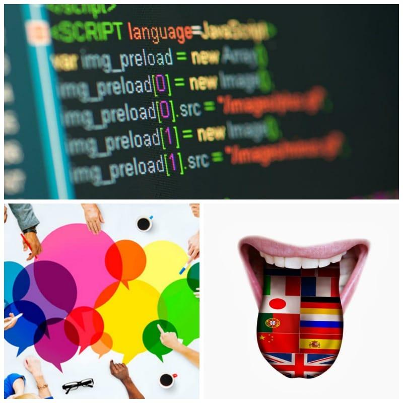 Cuáles son todos los tipos de lenguaje