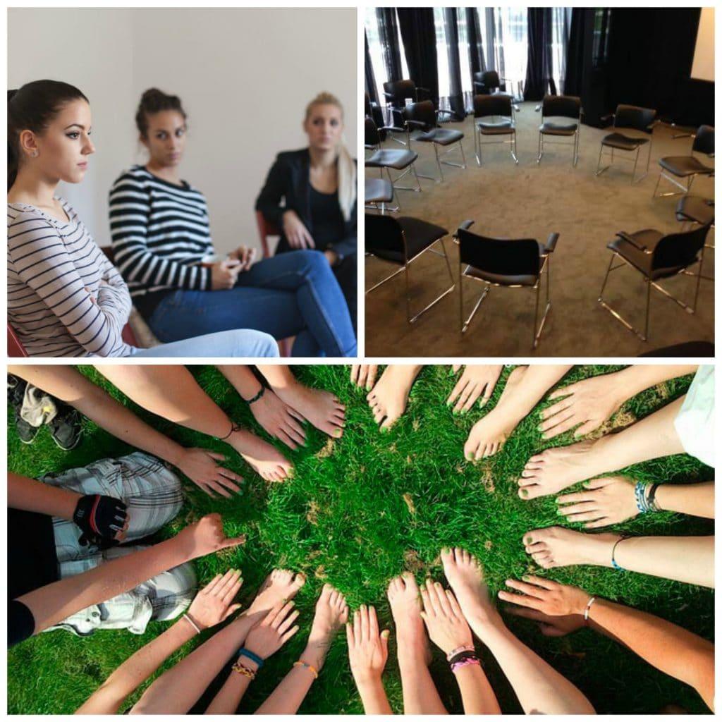 La terapia de grupo como tratamiento efectivo en multitud de campos
