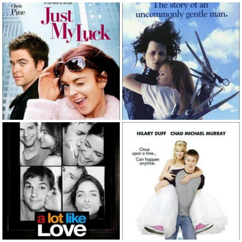 Las 15 películas de amor románticas imprescindibles