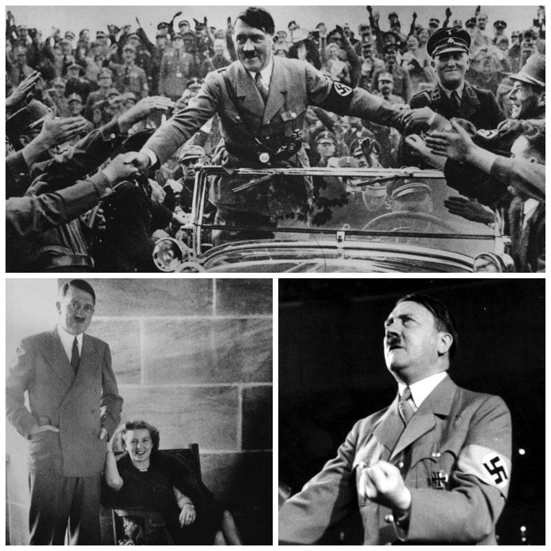 Las frases de Adolf Hitler más polémicas