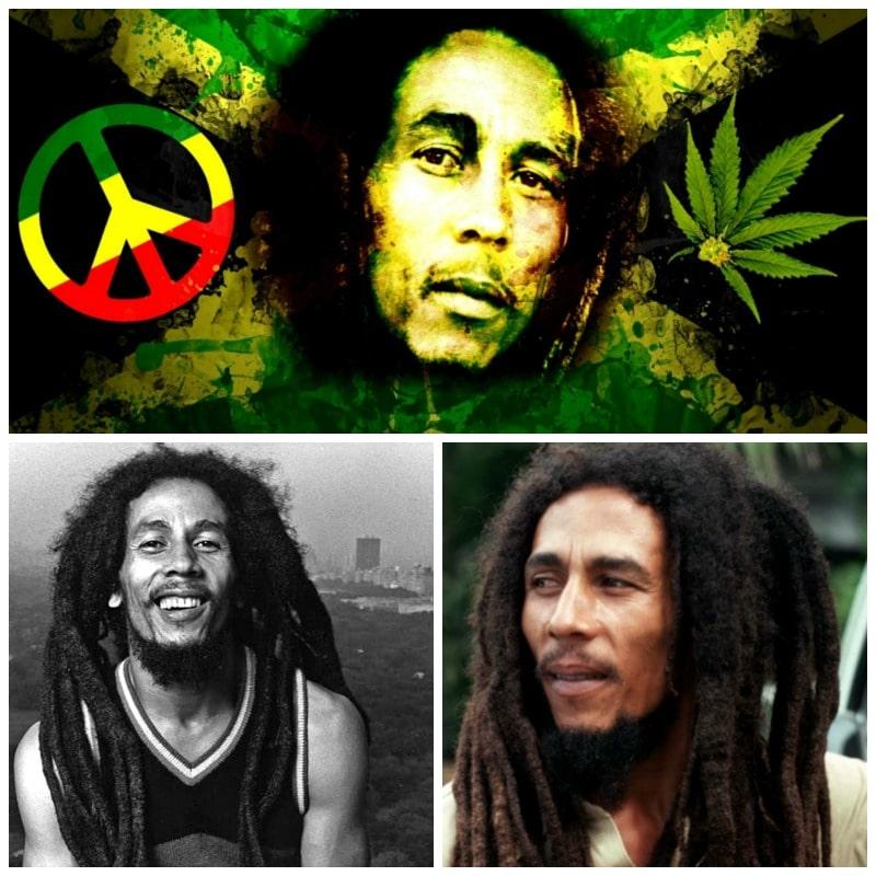 Las mejores frases de Bob Marley