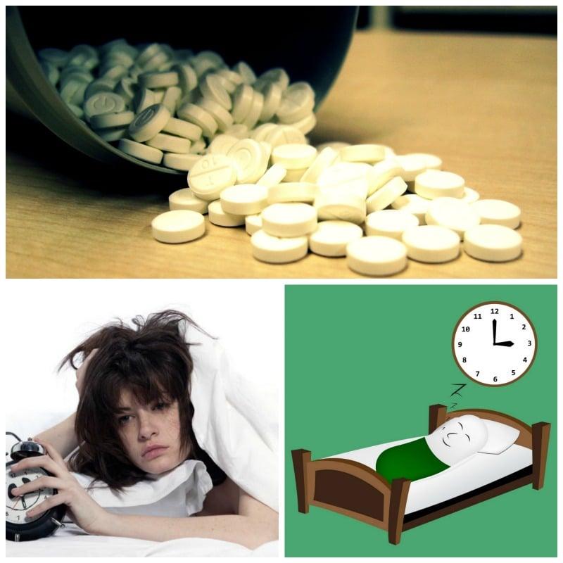 Las mejores pastillas para dormir