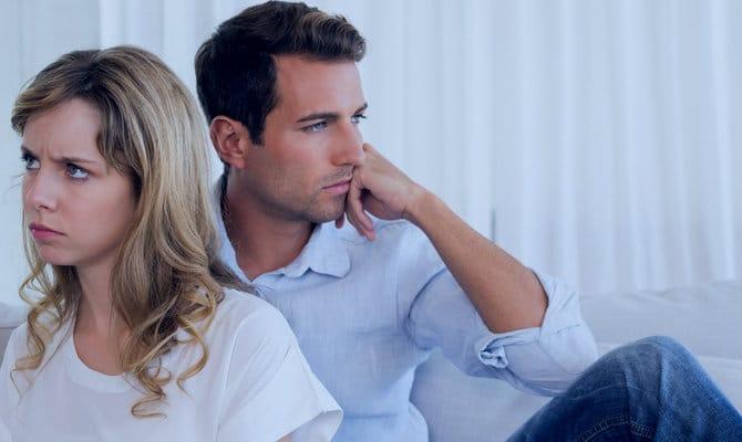 Los problemas más habituales en la relación de pareja